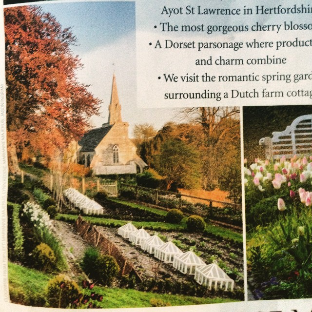 Looking forward to seeing you in next months Gardens Illustrated @benpentreath , it was such a lovely shoot #Benpentreath #gardenphotography #gardensillustrated #Vegetablegarden