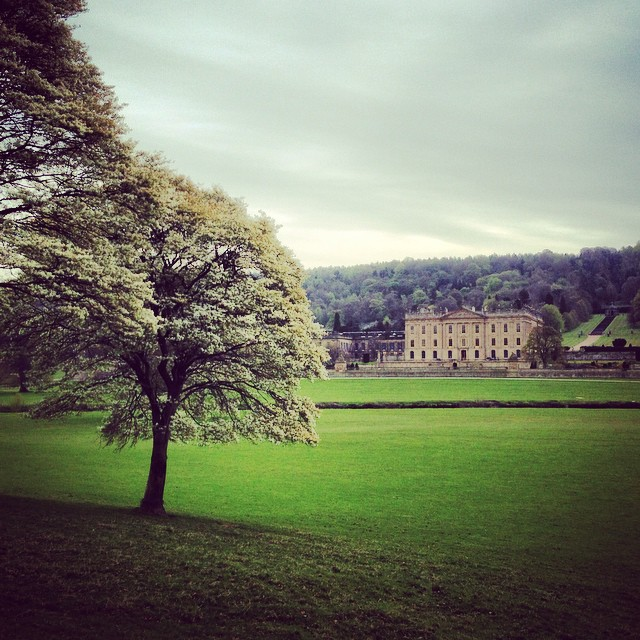 Chatsworth House #chatsworth