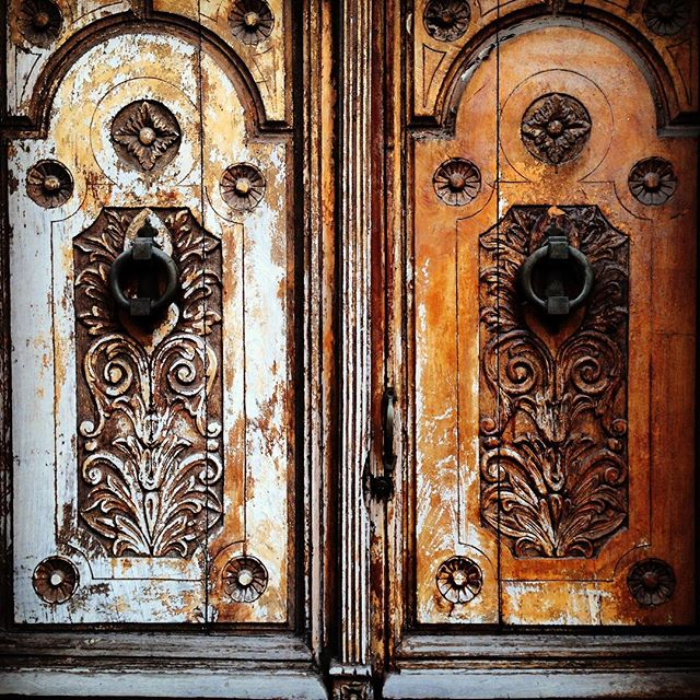 Door detail Rhonda #rhonda #andalucia #spain #door