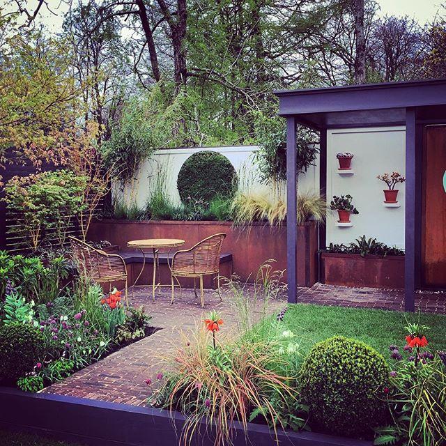 Alfresco Gallery Garden by Paul Melvin @the_rhs Cardiff, #rhscardiff #paulmelvin #rhsshows #flowershow #rhs #gardenphotography