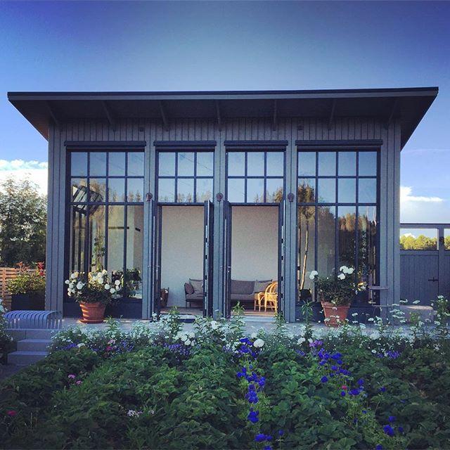 Orangery designed by Ulf Nordfjell #sweden #gardenphotography #ulfnordfjell #orangery