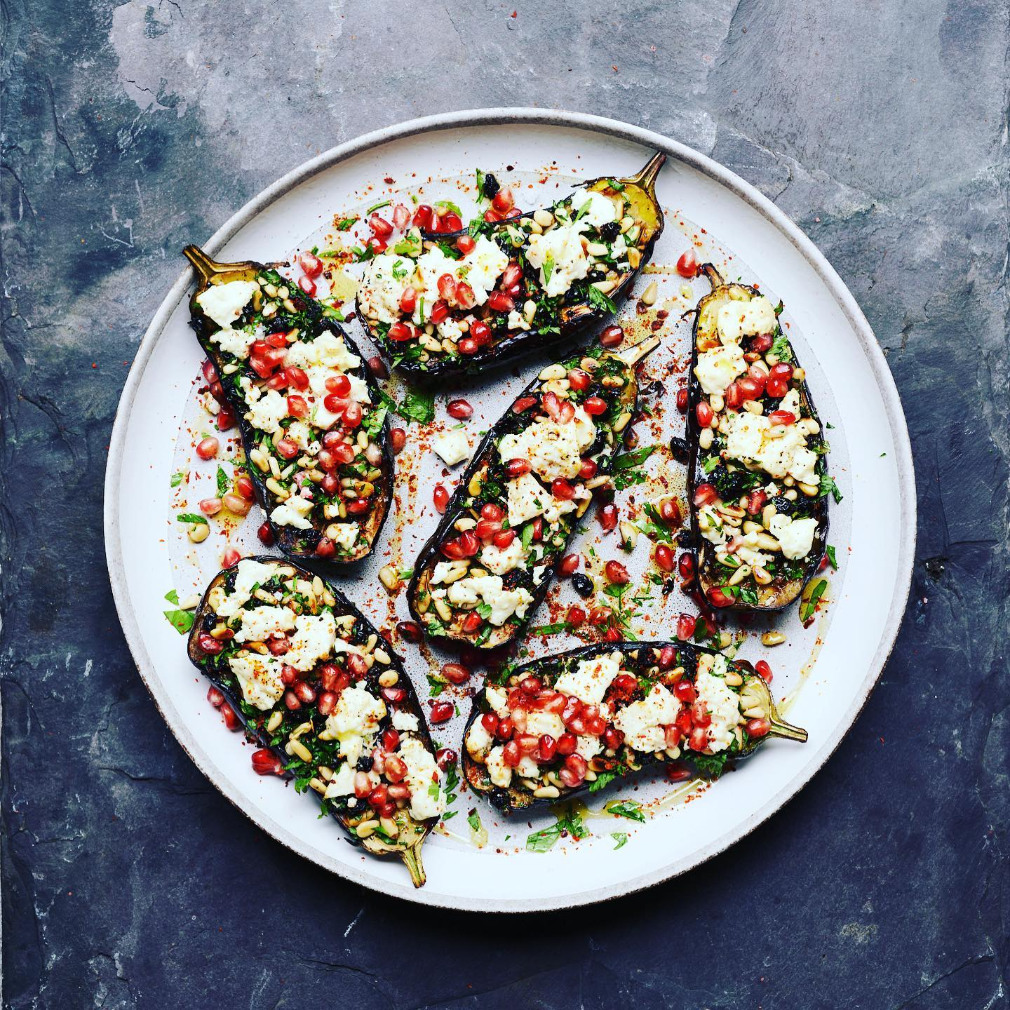 Today is publication day for Foolproof BBQ which I shot for the incredibly talented @genevieveeats . Published by @quadrillebooks , commissioned by @sarah10016 and assisted by @ubuntu_food . Congratulations all 🥳️.Grilled Aubergines ...#foolproofbbq #genevievetaylor #quadrillebooks #foodphotography #bbq #bbqfood #cookingonfire