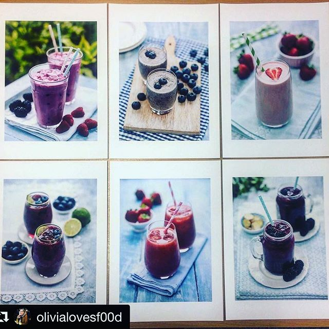 #Repost @olivialovesf00d (@get_repost)・・・So happy with these @helloberryworld #healthy #smoothie & #juice recipes styled by @tinyteaps & shot by @jasoningram 📸️ @pamlloydpr #teamwork #berries #freshproduce