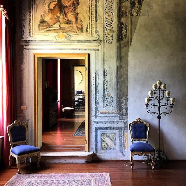 Villa Pisani Bolognesi Scalabrin #villapisanibolognesiscalabrin #interiors #locationphotography #locationphotographer #italy