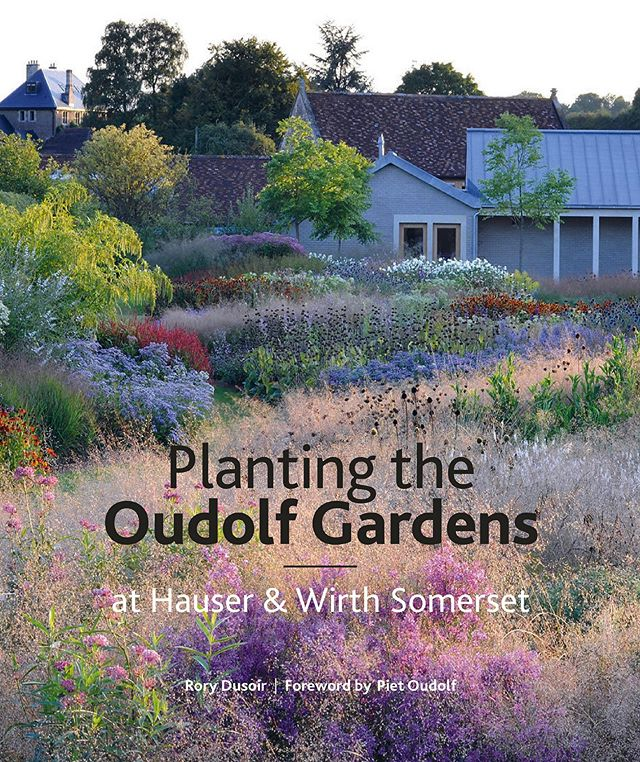 It's publication day for Planting the Oudolf Gardens by Rory Dusoir @kennedysongdusoir and published by @filbertpressuk and @hauserwirthsomerset, designed by @mrmwhitehead . Always so rewarding to see such a large body of work taken over many years in print. Piet's garden is truly stunning @pietoudolf . It's been great to work with such a good team